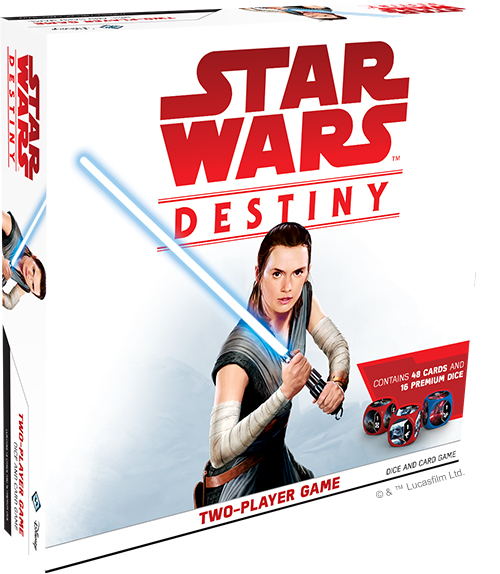 Star Wars Destiny: Two-player Game Box Front