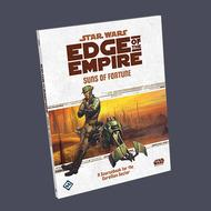Star Wars Rpg: Edge Of The Empire - Suns Of Fortune Box Front