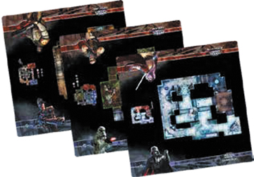 Star Wars Imperial Assault: Skirmish Map - Nelvaanian Warzone Box Front