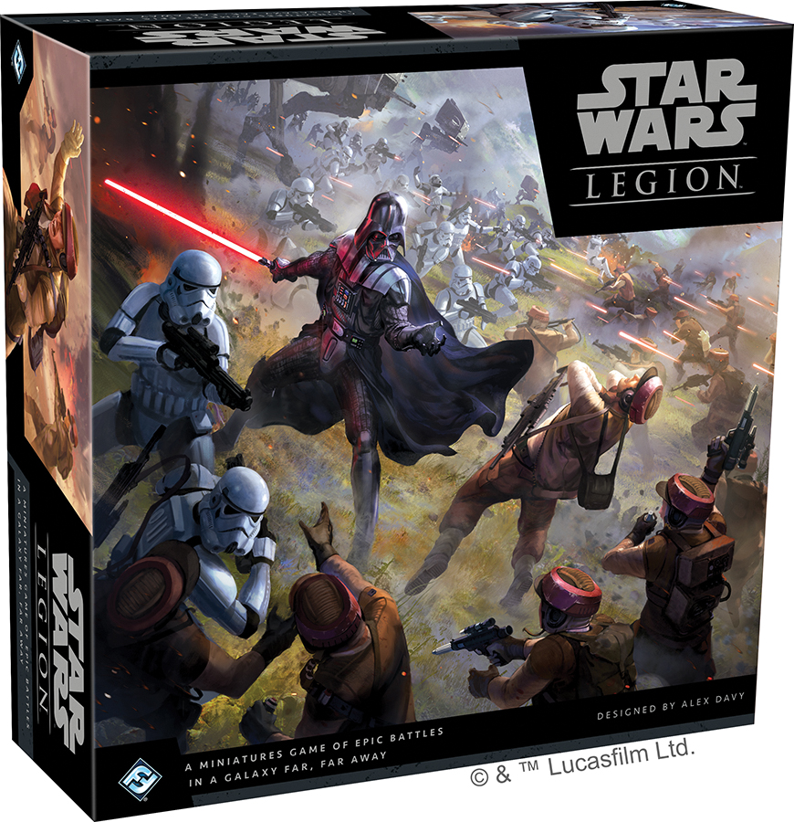 Star Wars: Legion - Core Set Box Front