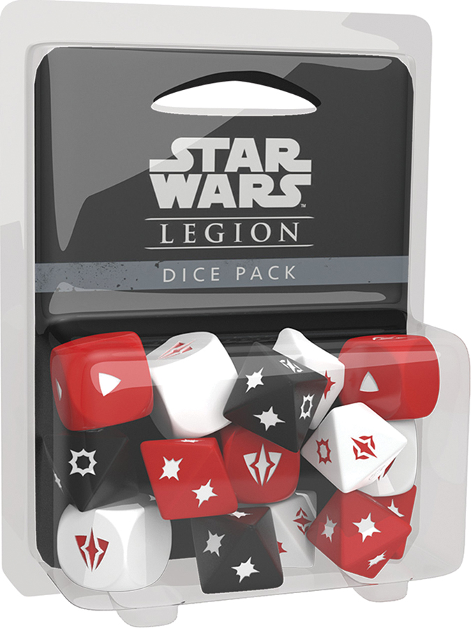 Star Wars: Legion - Dice Pack Box Front