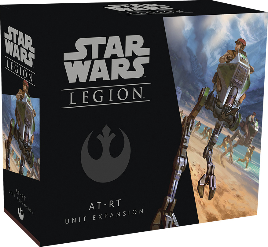 Star Wars: Legion - At-rt Unit Expansion Box Front