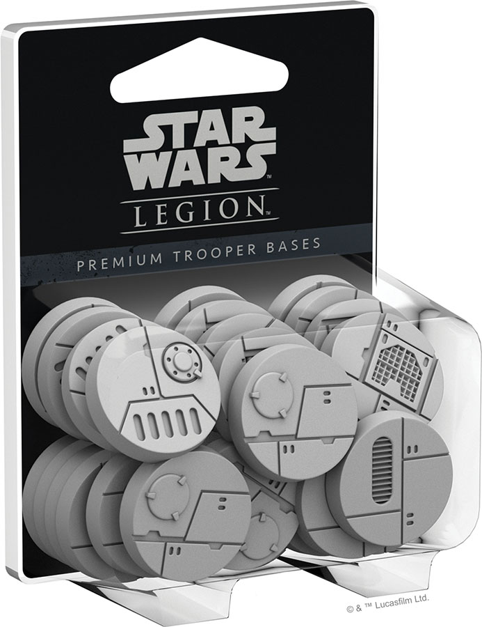 Star Wars: Legion - Premium Trooper Bases Game Box