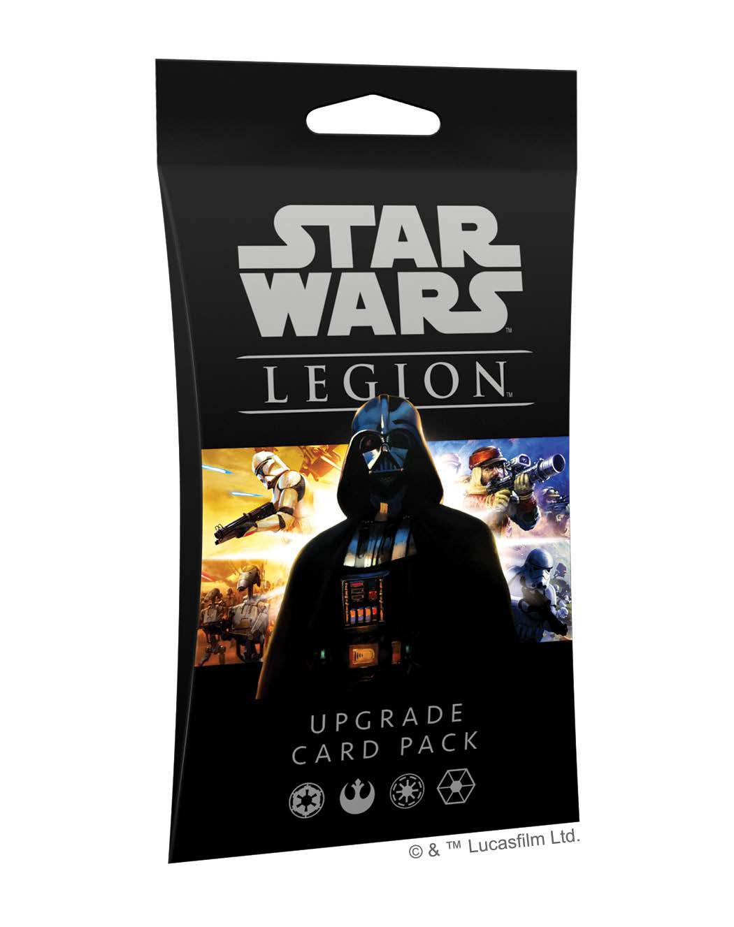 Star Wars: Legion - Upgrade Card Pack Game Box
