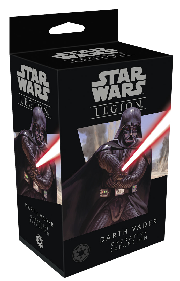 Star Wars: Legion - Darth Vader Operative Expansion Game Box