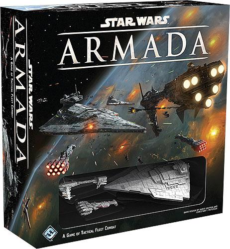 Star Wars Armada Box Front