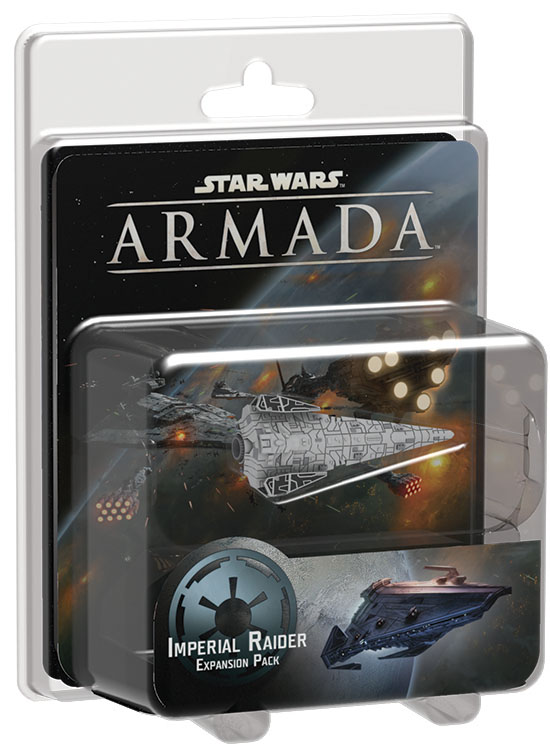 Star Wars Armada: Imperial Raider Expansion Pack Box Front