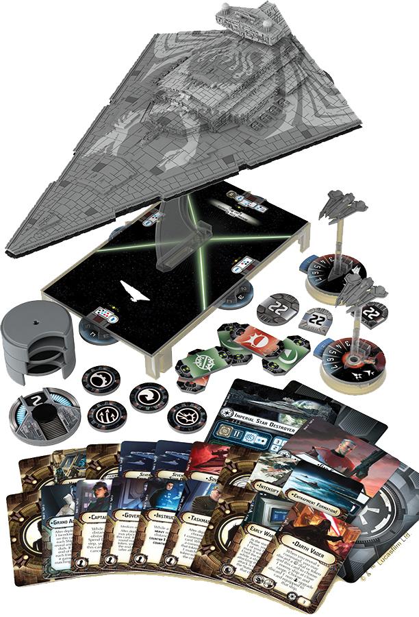 Star Wars Armada: Chimaera Expansion Pack Box Front