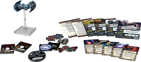 Star Wars X-wing Miniatures Game: Tie Bomber Expansion Pack Box Front