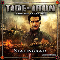 Tide Of Iron: Stalingrad Box Front