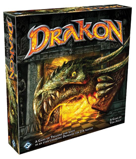 Drakon Box Front