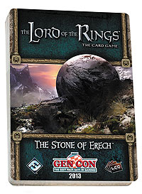The Lord Of The Rings Lcg: The Stone Of Erech Standalone Quest Box Front
