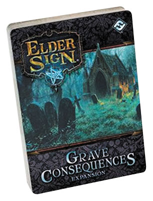 Elder Sign: Grave Consequences Box Front