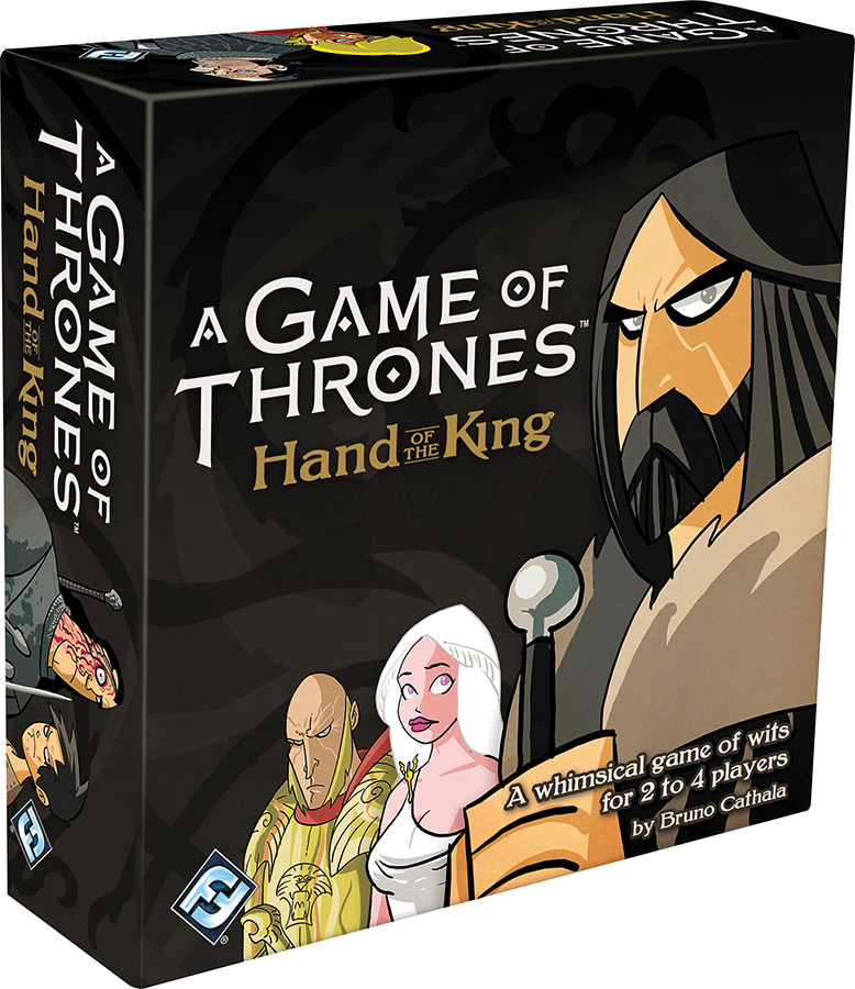 A Game Of Thrones: Hand Of The King (stand Alone) Box Front