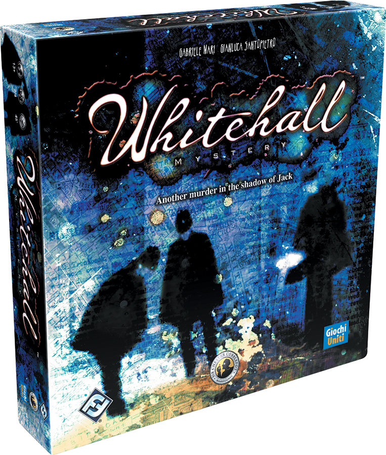 Whitehall Mystery Box Front