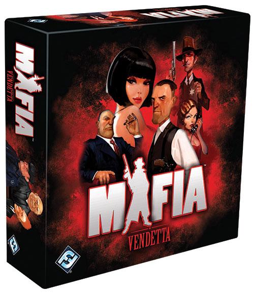 Mafia: Vendetta Box Front