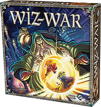 Wiz-war Box Front