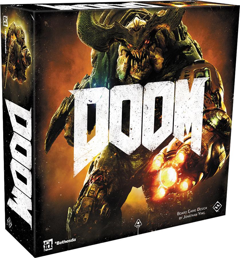 Doom Box Front