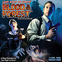 Last Night On Earth: Blood In The Forest Expansion Box Front