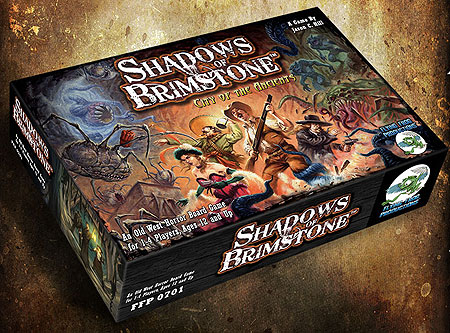 Shadows Of Brimstone: City Of The Ancients Box Front