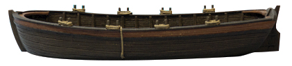 Blood & Plunder: Longboat Ship Box Front