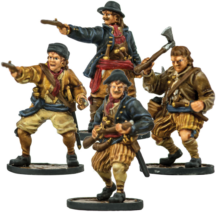 Blood & Plunder: Dutch Enter Ploeg Unit Box Front