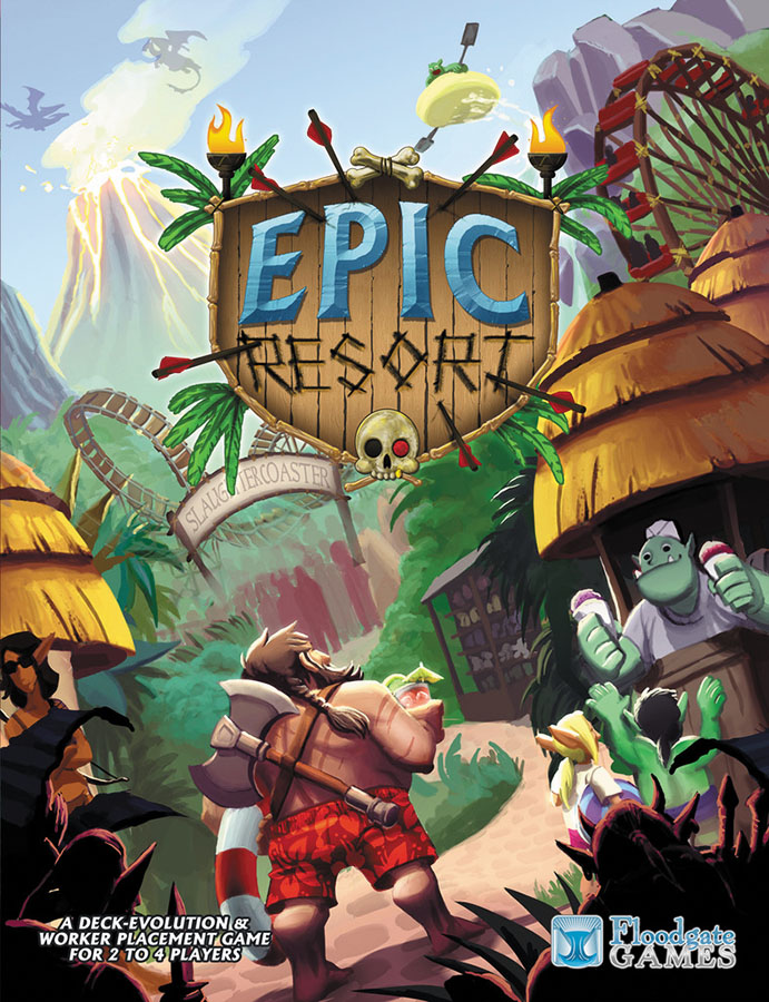 Epic Resort (2nd Edition) Box Front