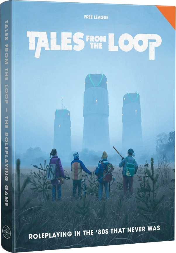 Tales From The Loop Game Box