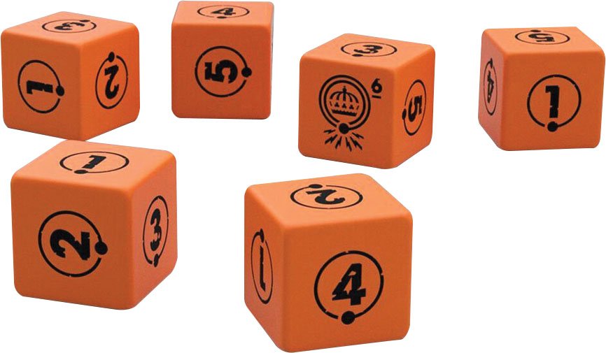 Tales From The Loop Dice Set - New Design Game Box