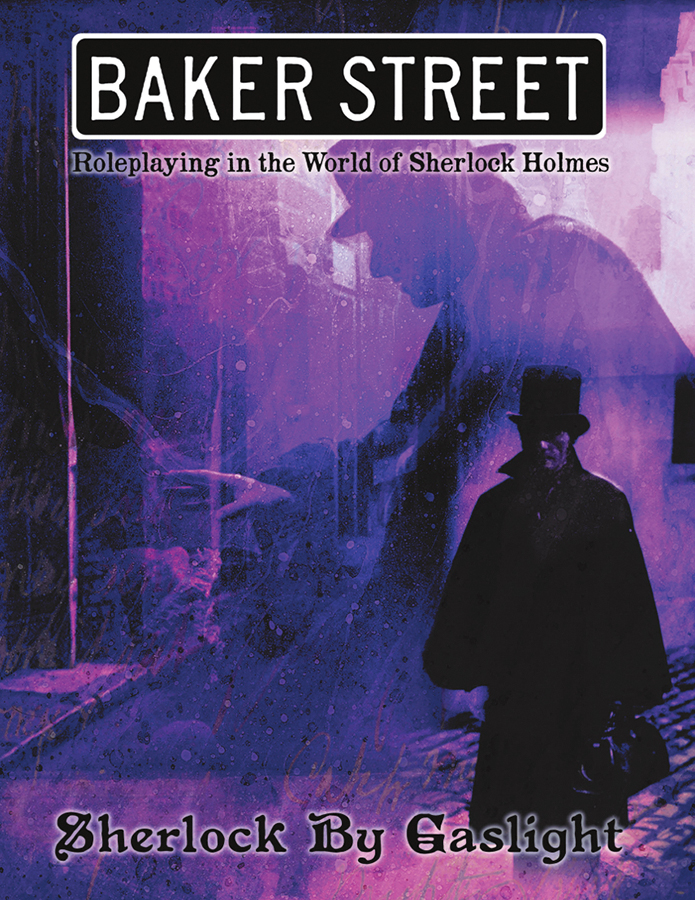 Baker Street: Sherlock By Gaslight Box Front