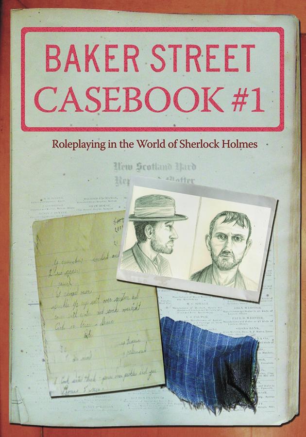 Baker Street: Casebook #1 Box Front