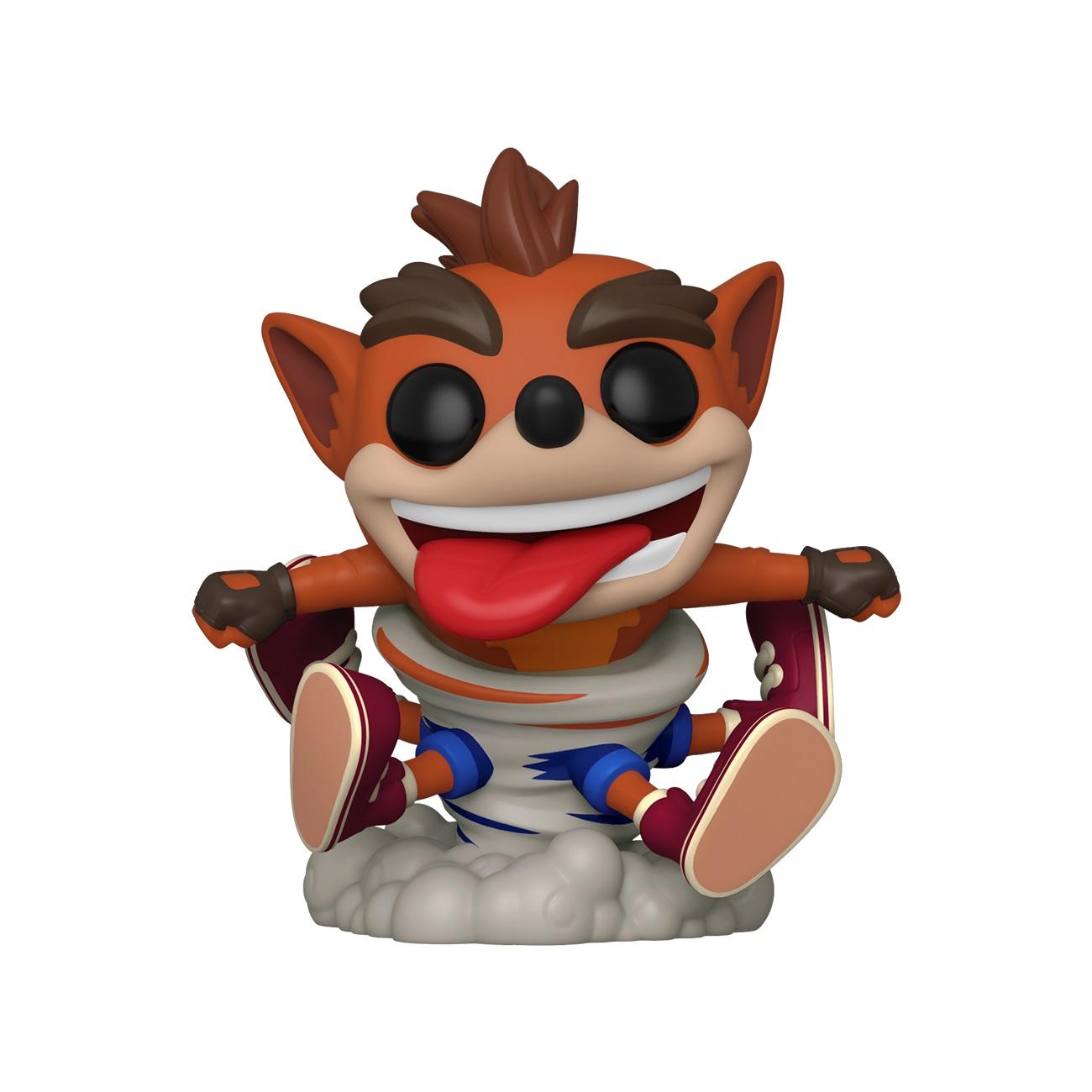 Pop! Games Crash Bandicoot S3 Crash Vinyl Figure Game Box