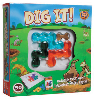 Dig It! Box Front
