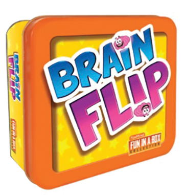 Brain Flip Box Front