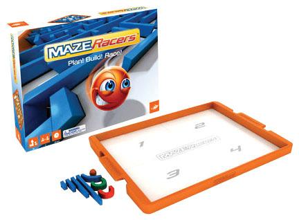 Maze Racers Box Front