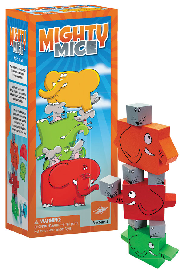 Mighty Mice Box Front