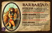 Defenders Of The Realm: Barbarian Expansion Box Front