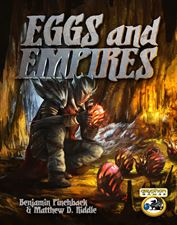 Eggs And Empires Box Front