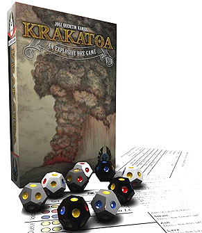 Krakatoa Box Front