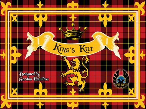 King`s Kilt Box Front