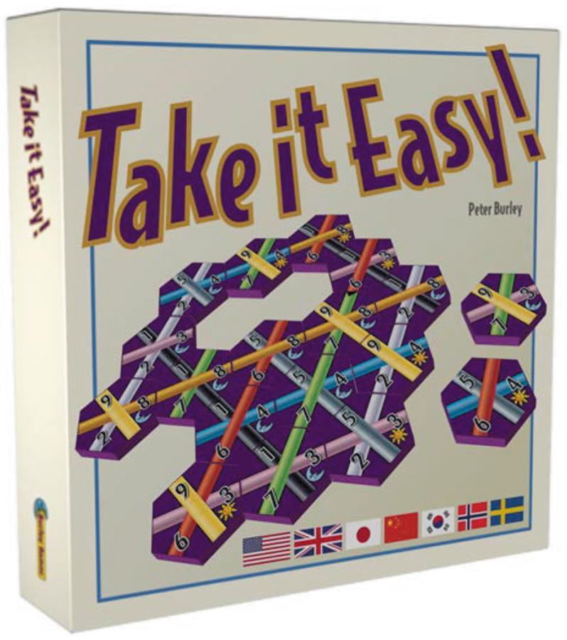 Take It Easy Box Front