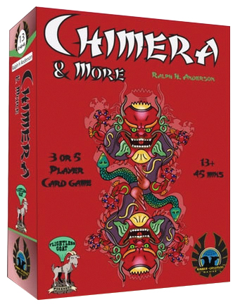 Chimera And More Box Front