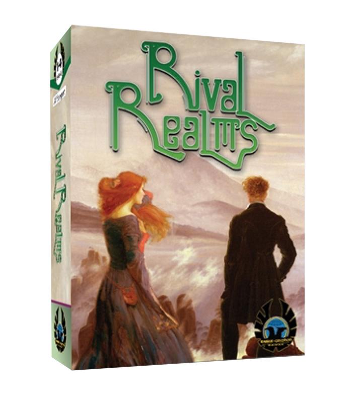 Fantastiqa: Rival Realms (stand Alone) Box Front