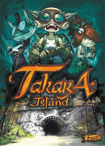 Takara Island Box Front