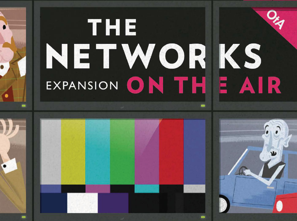 The Networks: On The Air Box Front