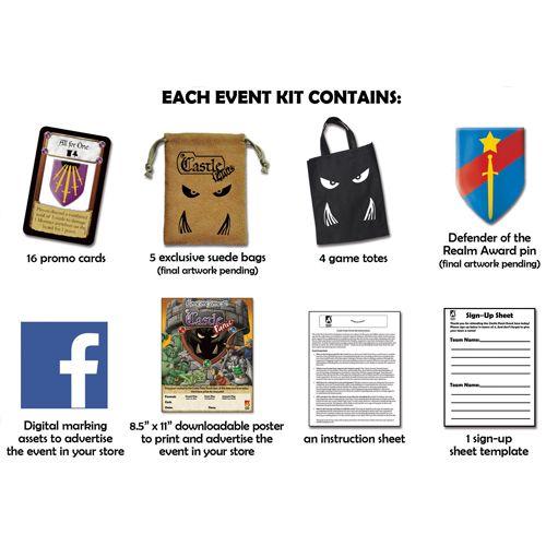 Castle Panic: Event Kit Add-on