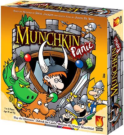 Munchkin Panic Box Front