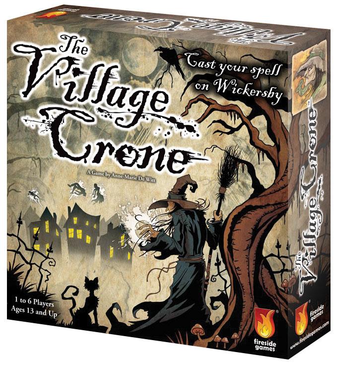 The Village Crone Box Front