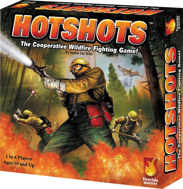 Hotshots Box Front