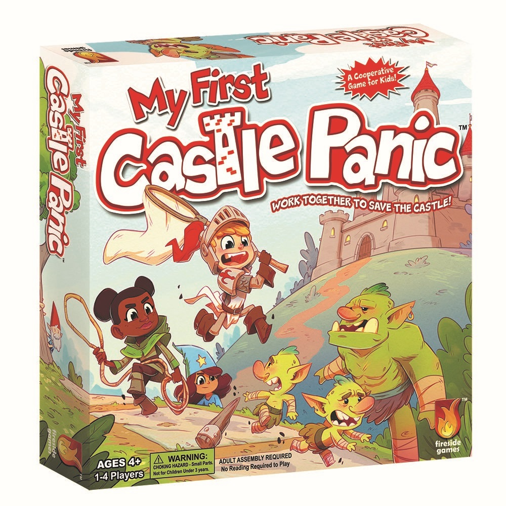 My First Castle Panic Game Box